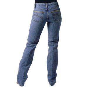Cruel Girl Dakota Heavy Weight Boot Cut Jeans